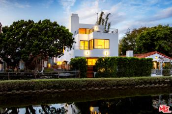 429 Sherman Canal, Venice Photo