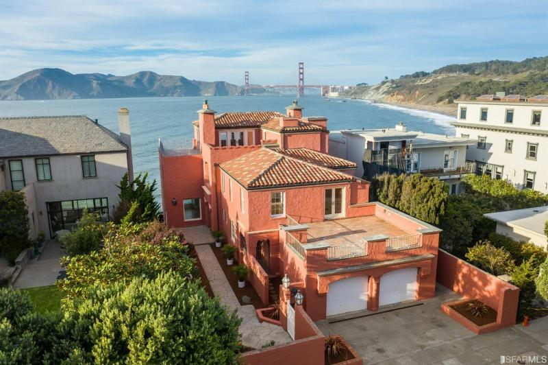 224 Sea Cliff Avenue, San Francisco (旧金山) Photo