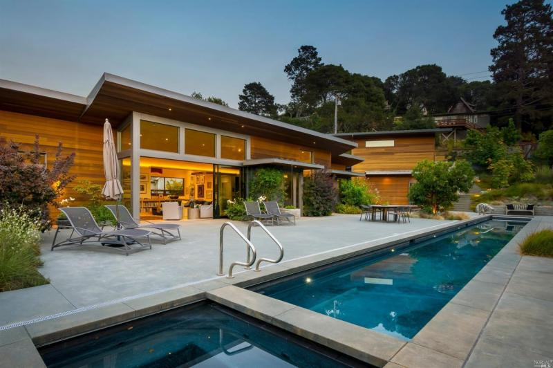 124 Reed Street, Mill Valley (米尔谷) Photo