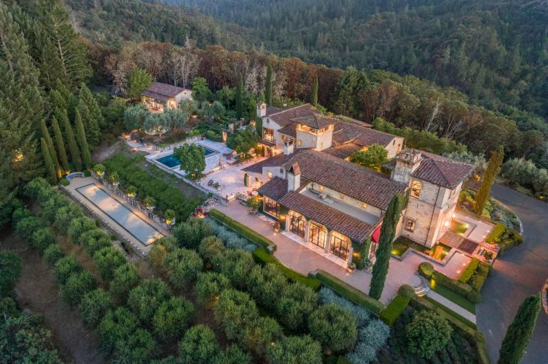 10500 Franz Valley Road, Calistoga (加利斯托卡) Photo